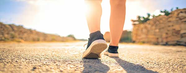 What Should You Look for in Walking Shoes